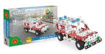 Malý konstruktér - SANITKA 155 Ambulance