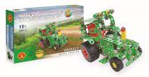 Malý konstruktér - GRIZZLY Traktor (Zemědělské stroje)
