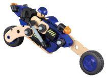 Motorka - dřevěná stavebnice