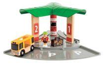 Brio Autobusová a vlaková stanice